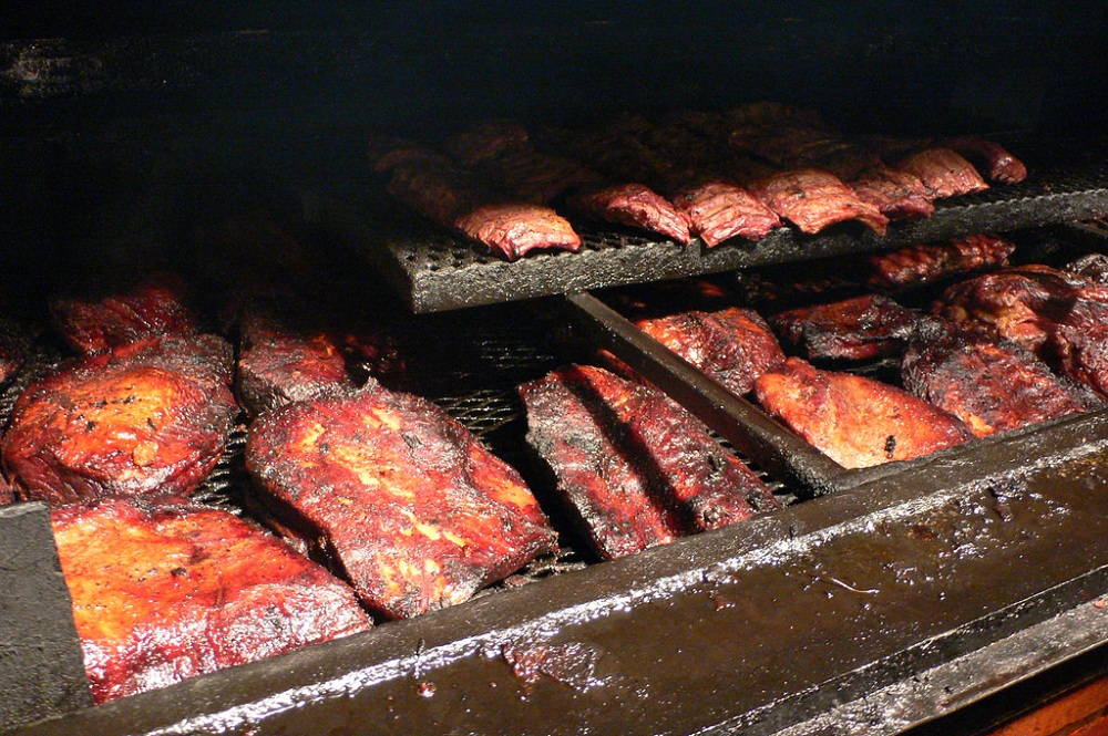 Barbecue Country in Austin